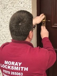 Locked Out Call Moray Locksmith